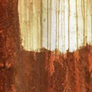 Rust 01 Art Print