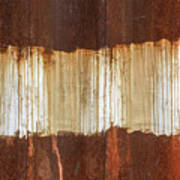 Rust 04 Art Print