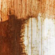 Rust 05 Art Print