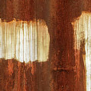 Rust 06 Art Print