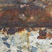 Rust 14 Art Print