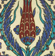 Rusten Pasha Tulip Tile Art Print