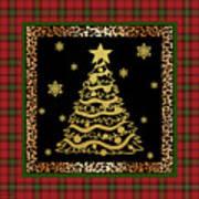 Rustic Christmas-jp3697 Art Print