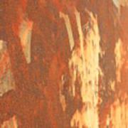Rusty Drum #2 Art Print