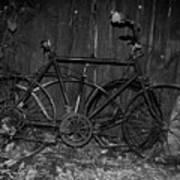 Rusty Ride Art Print