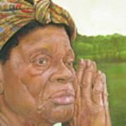 Ruth II Art Print