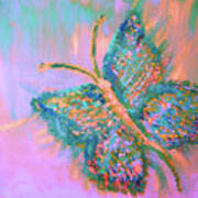 Ryans Butterfly Art Print