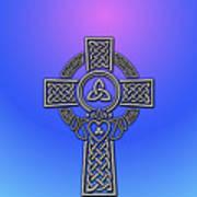 S6 Phone Celtic Cross Art Print