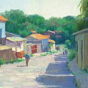 Sabado - Juticalpa Art Print