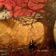 Sabbath Harvest Art Print