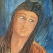 Sacagawea Art Print