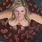 Sacred Circle II Art Print