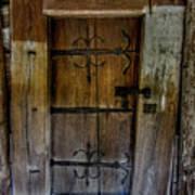 Sacred Door Art Print