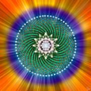 Sacred Geometry 102 Art Print