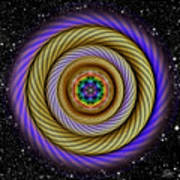 Sacred Geometry 405 Art Print