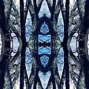 Sacred Grove 1 Art Print