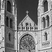Sacred Heart Cathedral - Newark,new Jersey Art Print