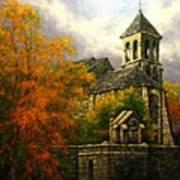 Sacred Heart Chapel Paris Art Print