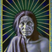 Sacred Native Art Print