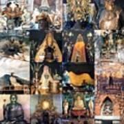 Sacred Places Art Print