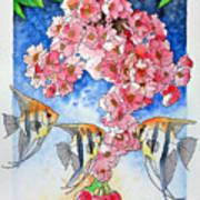 Sacura Art Print
