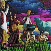 Sadda Punjab Art Print