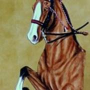 Saddlebred Art Print