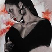 Sade Art Print