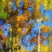 Safari Mosaic Abstract Art Art Print