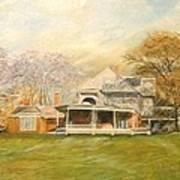 Sagamore Hill Art Print
