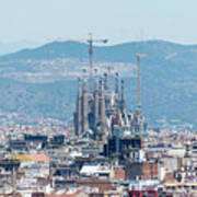 Sagrada Familia 2 Art Print