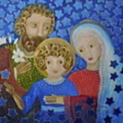 Sagrada Familia Art Print by Maria Matheus Maria Santeira