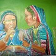 Sahiyer  Friends Art Print