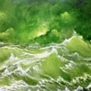 Sail Away With Me Art Print