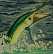 Sailfish Art Print