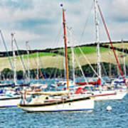 Sailing Boats Art Print