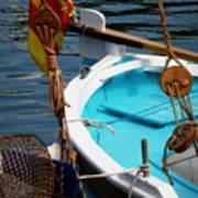 Sailing Dories 1 Art Print