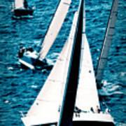 Sailing Regatta Art Print
