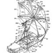 Sailing System Art Print