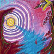 Sailing Through My Thoughts Art Print