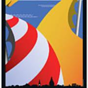 Sails Art Print