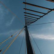 Sail...till The World Ends Art Print