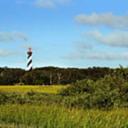 Saint Augustine Lighthouse Art Print
