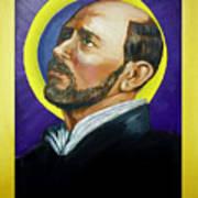 Saint Ignatius Loyola Art Print