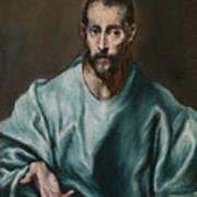 Saint James The Elder Art Print