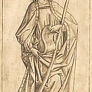 Saint James The Less Art Print