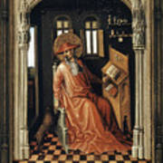 Saint Jerome (340-420) Art Print