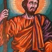 Saint Joseph Art Print