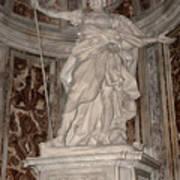 Saint Longinus Art Print