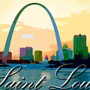 Saint Louis Art Print